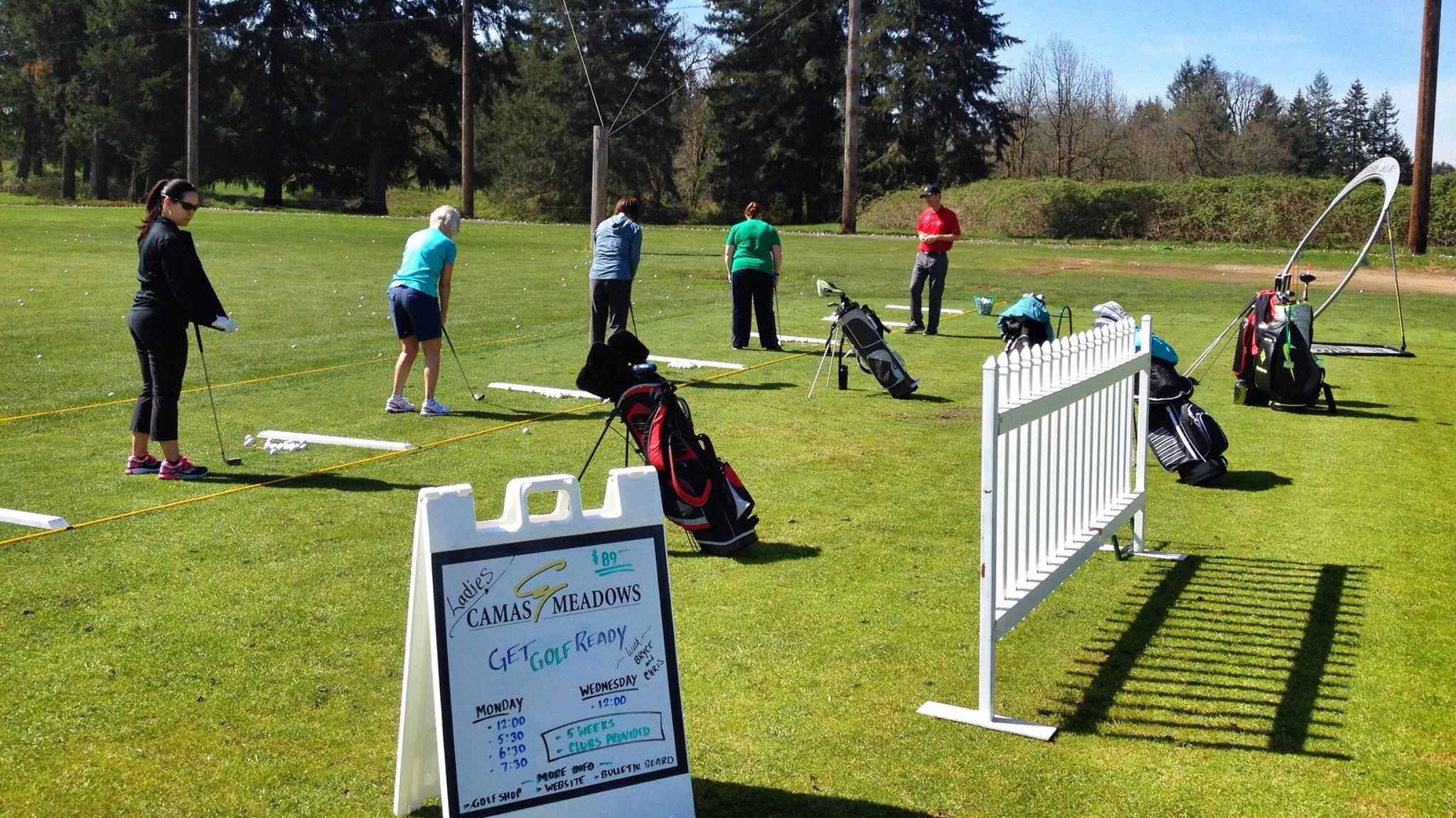 Chris Garrison Golf Instruction Camas Meadows